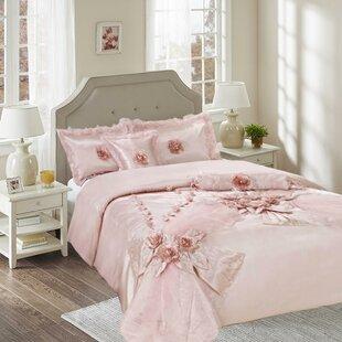 6 Piece Comforter Set by Tache Home Fashion