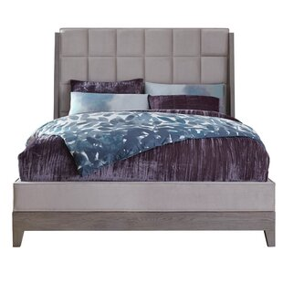 Osgood Upholstered Panel Bed by Wrought Studio Reviews