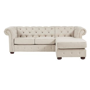 Carthusia Chesterfield Sofa Chaise by Kingstown Home Discount
