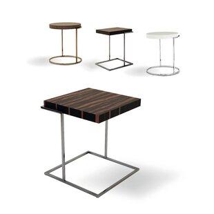 Servoquadro Round Coffee Table by Pianca USA