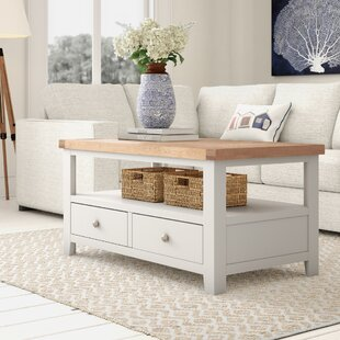 Colleton Coffee Table By Beachcrest Home