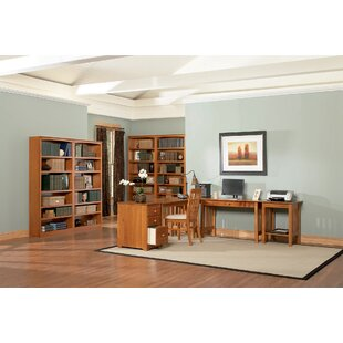 Red Barrel Studio Magallanes 6 Piece L-shaped Desk Office Suite