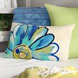 Lederer Daisy Outdoor Rectangular Pillow Cover & Insert