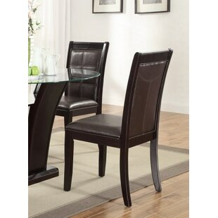 Side Chair (Set Of 2) by Infini Furnishings Great Reviews