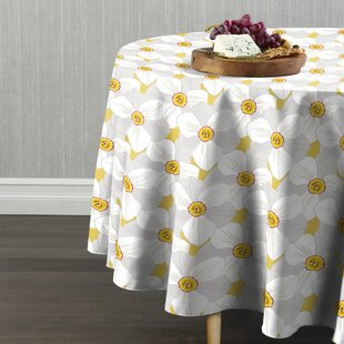 Ashleigh Large Petal Flowers Table Cloth