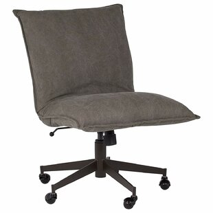 Floretta Contemporary Pillow Office Chair