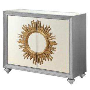 Hathorn 2 Door Accent Cabinet by Bloomsbury Market