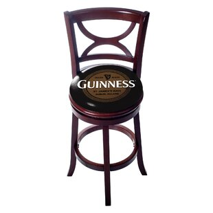 29 Swivel Bar Stool Trademark Global