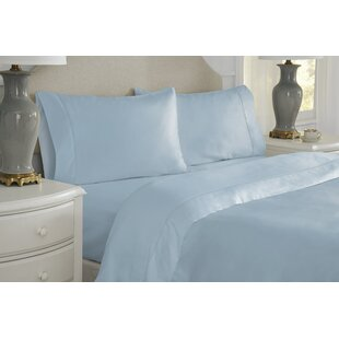 Furguson 525 Thread Count Solid 100% Cotton Sheet Set