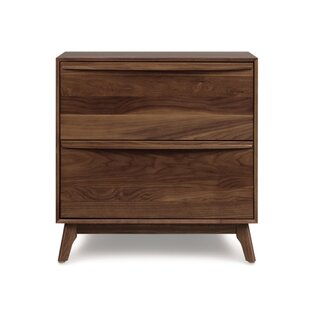 Catalina 2 Drawer Chest by Copeland Furniture Read Reviews