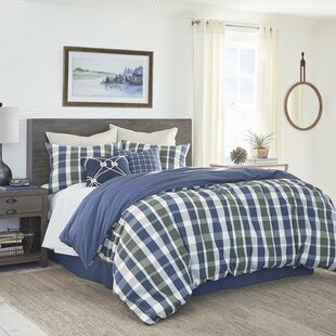 Royal Pine Reversible Comforter Set by Southern Tide