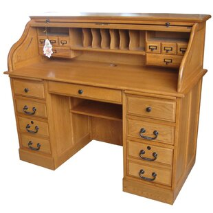 Chelsea Home Mylan Secretary Desk with Hutch