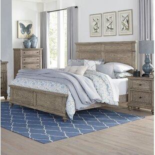Gracie Oaks Reeder Queen Panel Bed