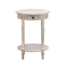The Petite End Table by Woodland Imports