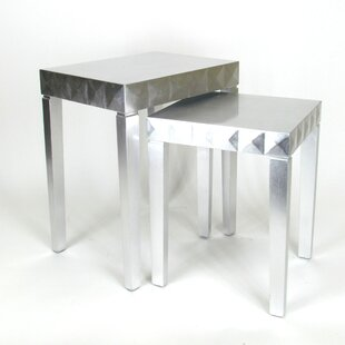 Mingus 2 Piece Nesting Table Set