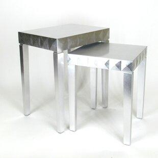 Mingus 2 Piece Nesting Table Set