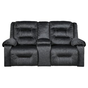 Red Barrel Studio Davina Reclining Loveseat
