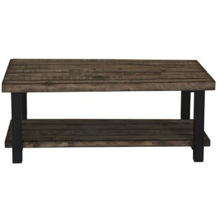Rutledge Coffee Table by Loon Peak