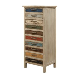 Joana 10 Drawer Accent Chest by Breakwater Bay