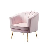 Eustaquio Barrel Chair by Mercer41