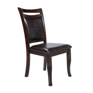 Neymar Upholstered Dining Chair (Set of 2)