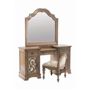 August Grove Anso Vanity Set