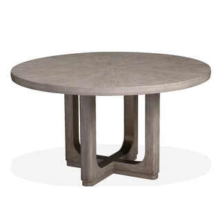 Freitas Wood Dining Table Gracie Oaks