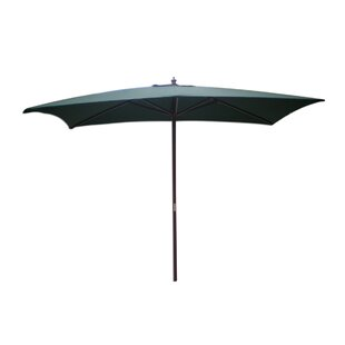 9.5' X 6.5' Rectangular Market Umbrella