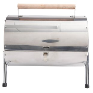 Gibson Wilkerson BBQ Portable Charcoal Grill