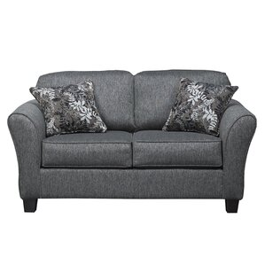 Elmira Loveseat by Roundhill Furniture