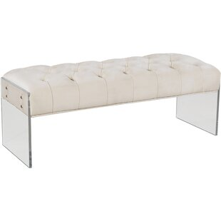 Orchard Upholstered Bench by Everly Quinn