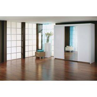Imperial 3 Door Sliding Wardrobe By Rauch