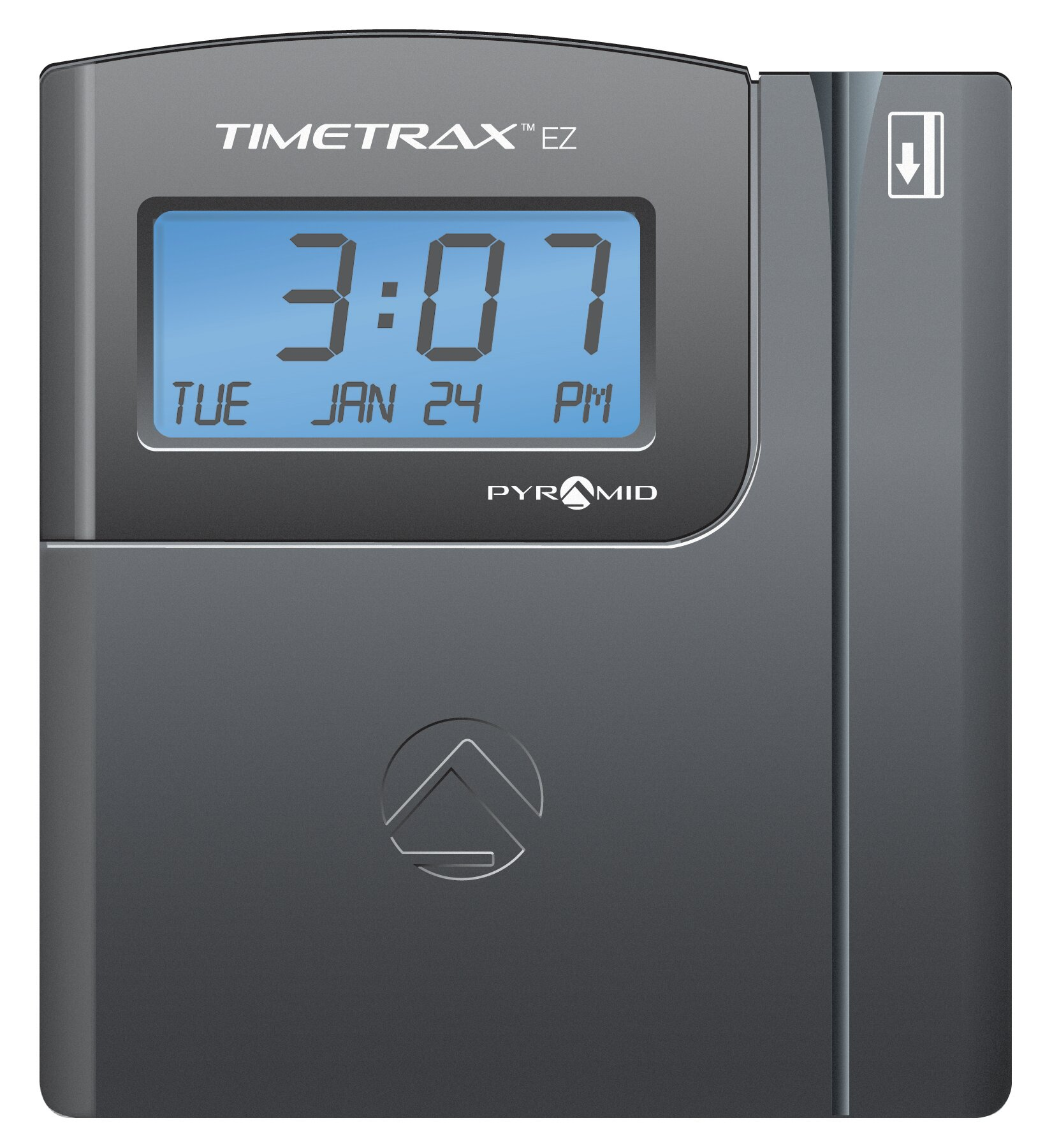 Pyramid Time Trax TTEZ Automated Swipe Card Time Clock ...