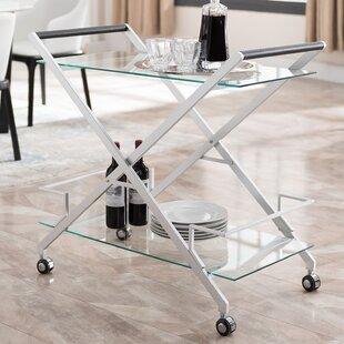 Carlos Bar Cart by Orren Ellis