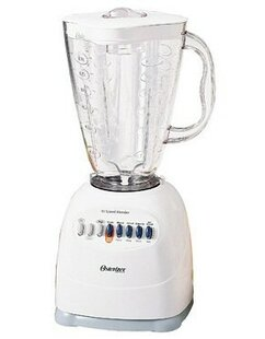 10-Speed Plastic Jar Blender
