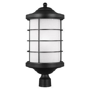 Breakwater Bay Newcastle Outdoor 1-Light Lantern Head