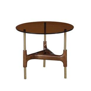 Samira End Table by Brayden Studio