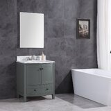 Boggess 30 Single Bathroom Vanity Set by Longshore Tides