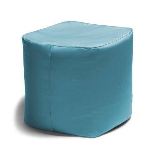 Zipcode Design Ayala Square Outdoor Pouf Ottoman Wayfair Magnificent Outdoor Pouf Footstool