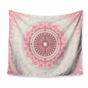 Famenxt Rose Gold Vibes Tapestry And Wall Hanging