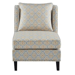 Glyndon Slipper Chair by Bungalow Rose