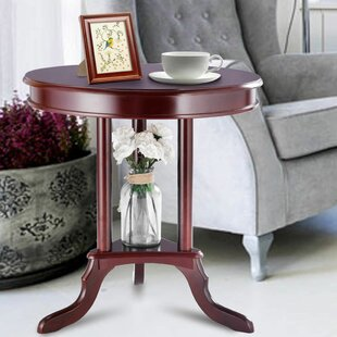 Noonkester Round End Table