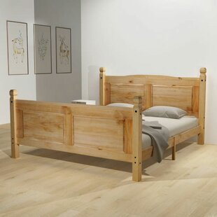 Balhi Bed Frame By Brambly Cottage