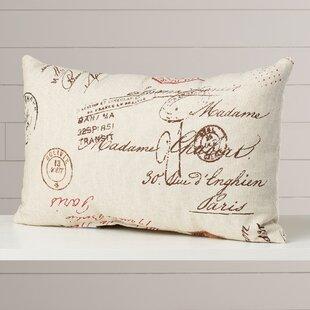 Procter Linen Lumbar Pillow