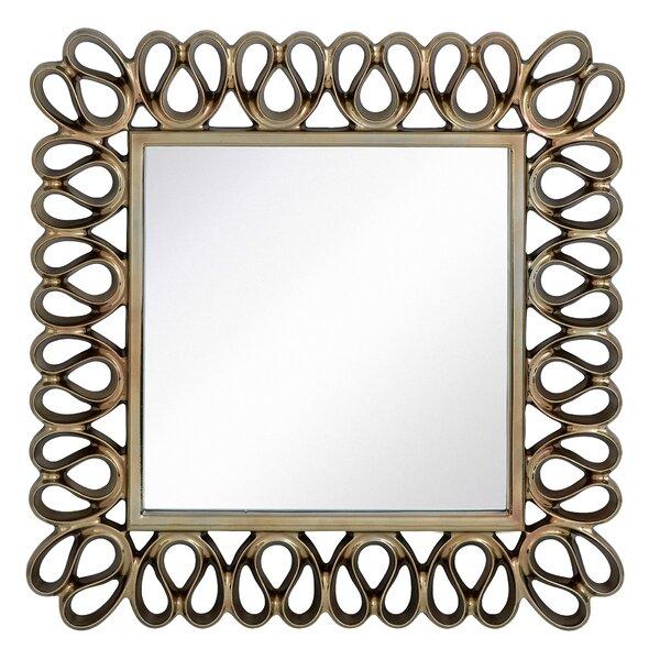 Pewter Framed Mirror Wayfair Ca