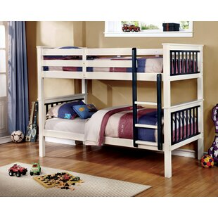 Gaffney Twin Bunk Bed by Harriet Bee