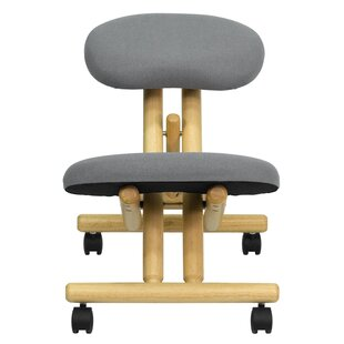 Kneeling Chair with Dual Wheel by Offex