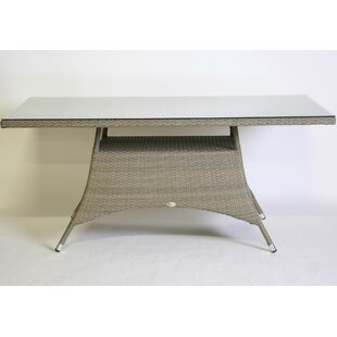 Sandford Rattan Dining Table Image