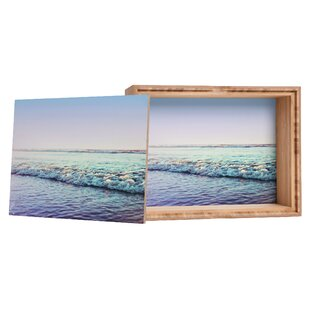Ocean Dreamer Bamboo Storage Box
