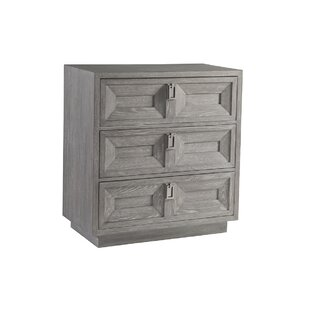 Signature Designs Doctrine 3 Drawer Accent Chest by Artistica Home